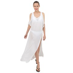 Maxi Chiffon Cover Up Dress