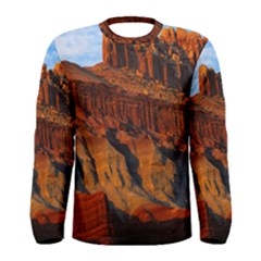 Grand Canyon 3 Men s Long Sleeve T Shirts by trendistuff