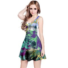 Dino Theater Reversible Sleeveless Dress