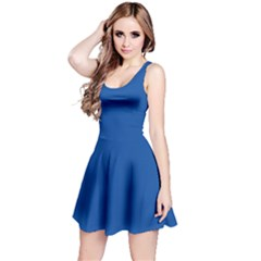 Fleet Blue Sleeveless Dress