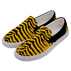 Men s Canvas Slip Ons by PattyVilleDesigns