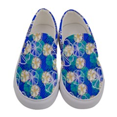 Women s Canvas Slip Ons by PattyVilleDesigns