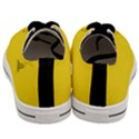 Gadsden Flag Don t tread on me Men s Low Top Canvas Sneakers View4
