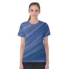 Background Course Abstract Women s Cotton Tee