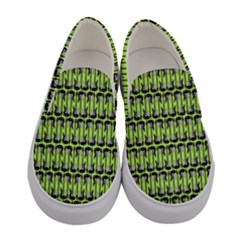 Guitars Musical Instruments Women s Canvas Slip Ons