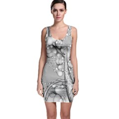 Illustrations Entwine Fractals Bodycon Dress