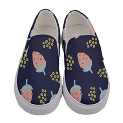 Strawberry Fields Women s Canvas Slip Ons