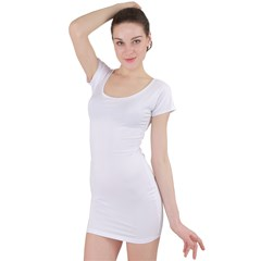 Short Sleeve Bodycon Dress Icon