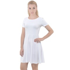 Cap Sleeve Velour Dress  Icon